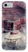 Sand Patterns In The Canyon IPhone Case