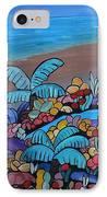 Santa Barbara Beach IPhone Case by Barbara St Jean