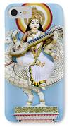 Saraswati IPhone Case by Tim Gainey
