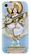 Saraswati IPhone Case by Tim Gainey