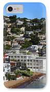Sausalito IPhone Case by Greg Thiemeyer