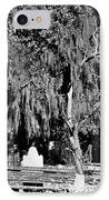 Savannah Resting Place IPhone Case by John Rizzuto