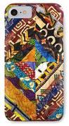 Scandalous IPhone Case by Aisha Lumumba