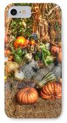 Scenes Of The Season IPhone Case by Joann Vitali