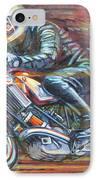 Scott 2 IPhone Case by Mark Jones