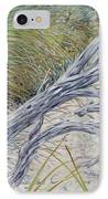 Sculpted By The Wind IPhone Case