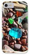 Sea Glass Art Prints Beach Seaglass IPhone Case