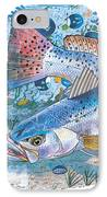 Sea Trout Wreck IPhone Case by Carey Chen