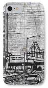 Seaholm On Map IPhone Case
