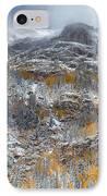Seasonal Chaos IPhone Case by Darren  White