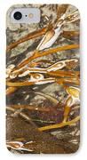 Seaweed Swirls IPhone Case