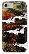 Sedona Thunderbirds IPhone Case by Benjamin Yeager