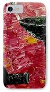 Sensual Illusions  IPhone Case by Mark Moore