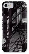 Shadows IPhone Case by Bob Orsillo