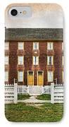 Shaker Village  IPhone Case by Darren Fisher