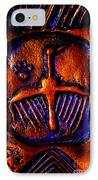 Shamanic Desert IPhone Case
