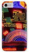 Shark King Restaurant IPhone Case