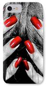 Shattered Dreams IPhone Case by Joann Vitali