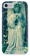 Shelter Me Under Thy Wings IPhone Case