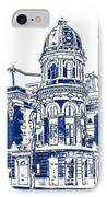 Shibe Park 2 IPhone Case by John Madison