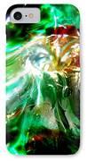 Shining Through The Glass II IPhone Case