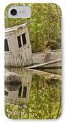 Shipwreck Silver Springs Florida IPhone Case