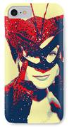 Shirley Maclaine In Artists And Models IPhone Case by Art Cinema Gallery