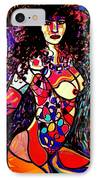 Show Off IPhone Case by Natalie Holland
