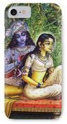 Shringar Lila IPhone Case