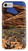 Skyline Arch - Arches National Park IPhone Case