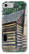 Slave Cabin IPhone Case by DJ Florek