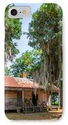 Slave Quarters 2 IPhone Case by Steve Harrington