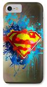 Smallville IPhone Case by Anthony Mwangi