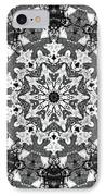Snowflake IPhone Case by Dan Sproul