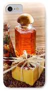 Soap And Fragrance Oils IPhone Case by Olivier Le Queinec