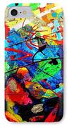 Somewhere Over The Rainbow IPhone Case by John  Nolan