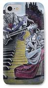 Sounds Of The 70s IPhone Case by Carla Carson