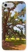 Southern Comfort IPhone Case by Steve Harrington