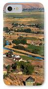Southslope Emmett Valley IPhone Case by Robert Bales