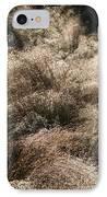 Sparkling Grasses IPhone Case