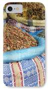 Spices At The Souk IPhone Case by Sophie Vigneault
