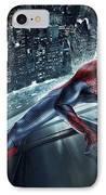 Spider Man 210 IPhone Case