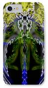 Spirit Of The Dragon IPhone Case by Christopher Gaston