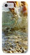 Splish Splash IPhone Case by Heiko Koehrer-Wagner