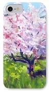 Spring Glory IPhone Case by Karin  Leonard