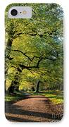 Spring Light  IPhone Case by Tim Gainey