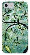 Spring Shine By Madart IPhone Case by Megan Duncanson