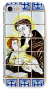 St Anthony Of Padua IPhone Case