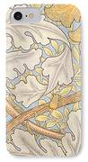 St James Wallpaper Design IPhone Case by William Morris