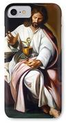 St John The Evangelist IPhone Case